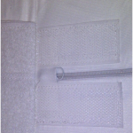 polyester bed bug cover zipper