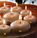 unlimited hotel supply floating candles